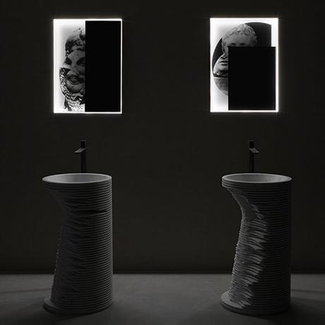 Antonio Lupi Specchiere + Lampade
